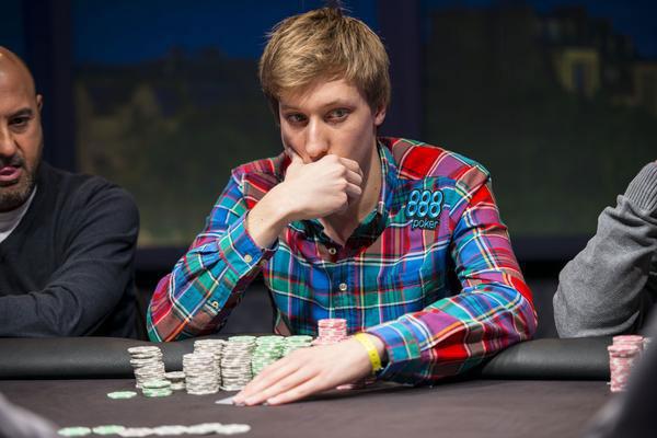 2013 WSOP Europe: Henrik Johansson gewinnt €1,100 NLHE Re-Entry