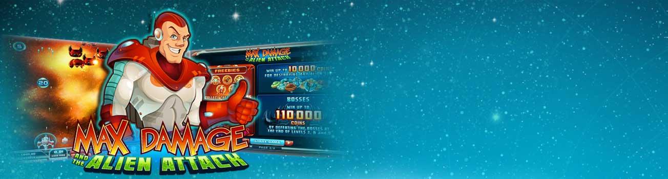 Max Damage Bonus