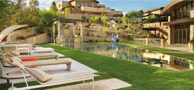 Howard Lederers Wohnsitz in Las Vegas