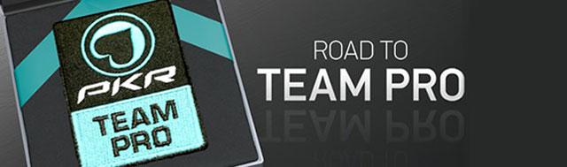 Road to Team Pro Challenge
