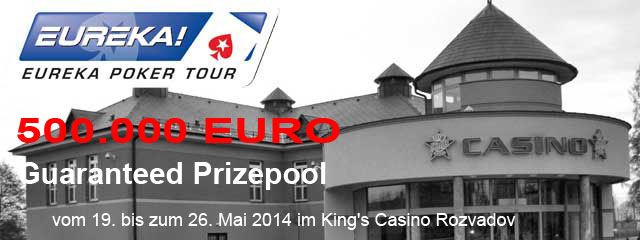 Eureka Poker Tour 2014