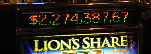 Lion's Share Slot-Machine