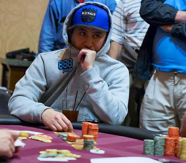 WPT Rolling Thunder – Quoc Pham sitzt am Final Table