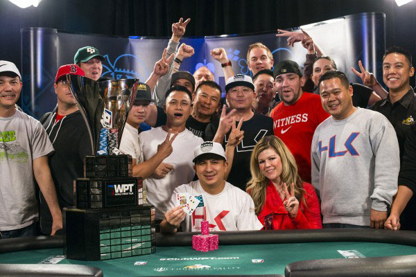 JC Tran gewinnt WPT Rolling Thunder