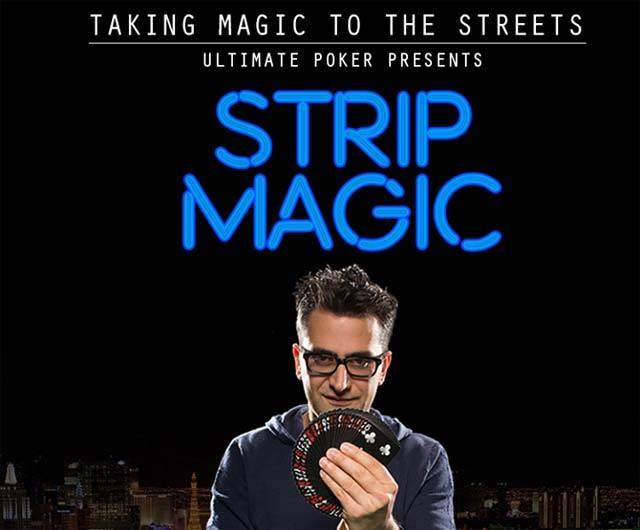 Antonio Esfandiaris Strip-Magic