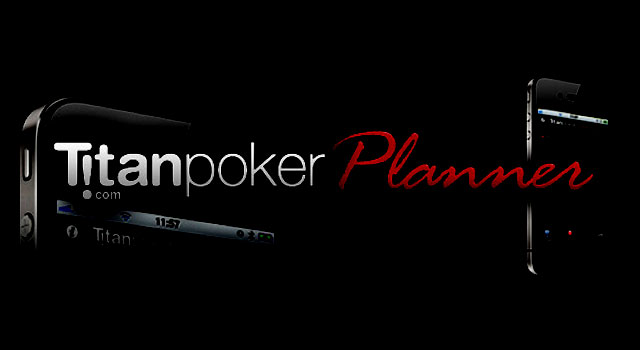 Titan Poker iPhone Applikation