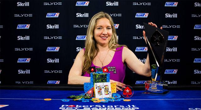 Vicky Coren schreibt European Poker Tour Geschichte