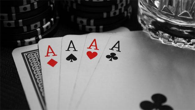 checken – beim Poker