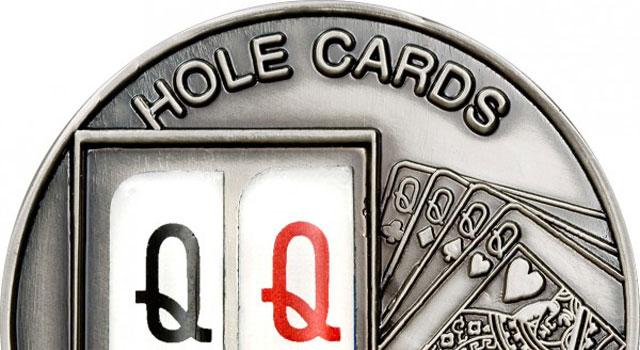 Gewinnchancen beim Geben der Hole Cards