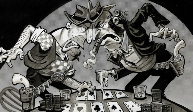 Wenn Poker keinen Spaß mehr macht