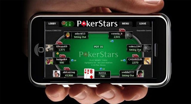 Pokerstars Handy App