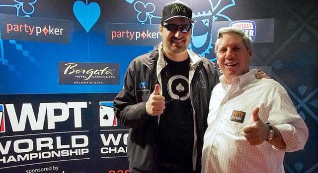 WPT World Championship: 223 Spieler an Tag 1B