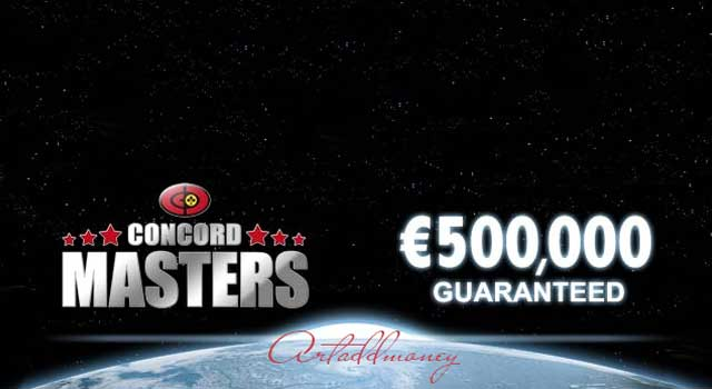 Final Table der Concord Masters auf Video