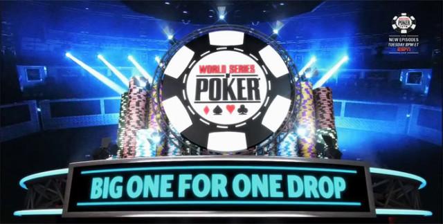 BIG ONE FOR ONE DROP – WSOP 2014 VIDEOS TEIL 3