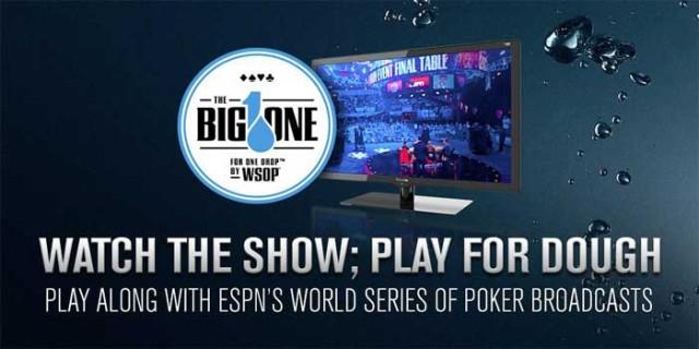 BIG ONE FOR ONE DROP – WSOP 2014 VIDEOS TEIL 5