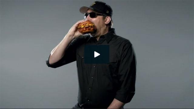VIDEO: NEUE BURGER-KAMPAGNE MIT PHIL HELLMUT