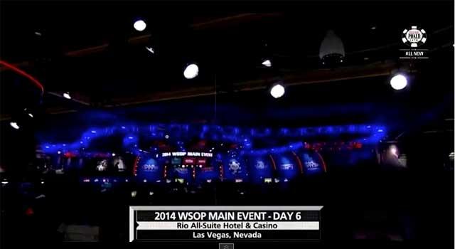 WSOP MAIN EVENT 2014 – VIDEO FOLGE 9