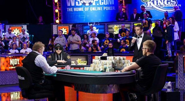 WSOP 2014 MAIN EVENT FINAL TABLE VIDEO FOLGE 13