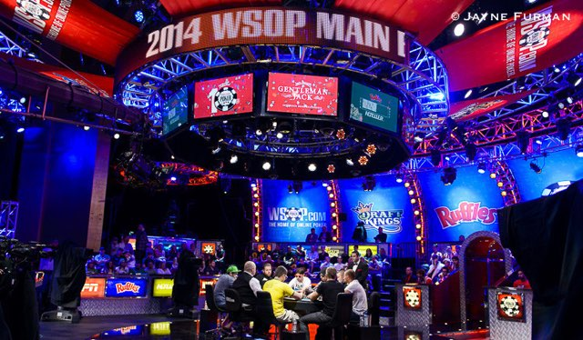 WSOP 2014 MAIN EVENT FINAL TABLE VIDEO FOLGE 8