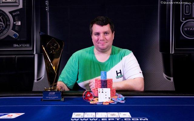 ANDREY ZAICHENKO SIEGT BEIM EPT PRAG HIGH ROLLER (€487,180)