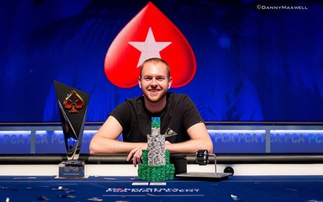 Kevin Schulz winner main event pica 2015