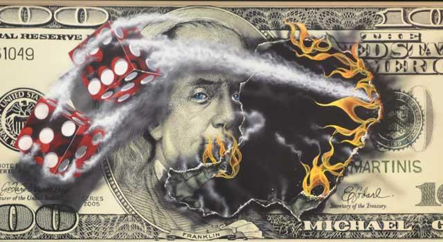 No Cash at MGM Pokerrooms