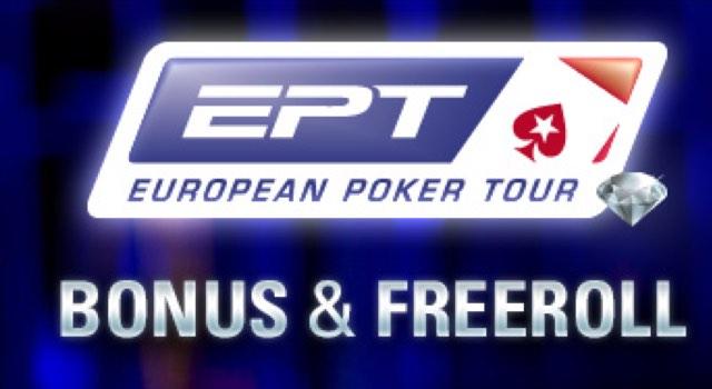 Poker Bonus Freeroll
