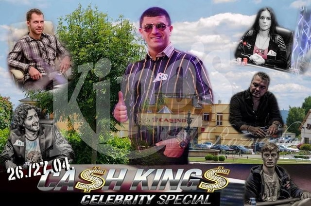 Celebrity Cash Kings 2015 heute im Live-Stream