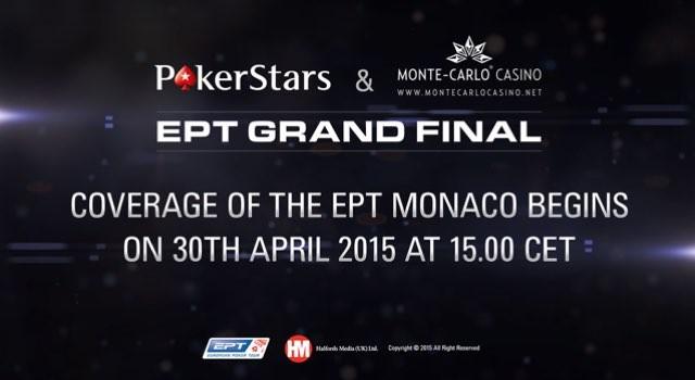 EPT Monte Carlo 2015: hier im Live-Stream schauen