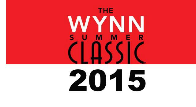 2015 Wynn Summer Classic